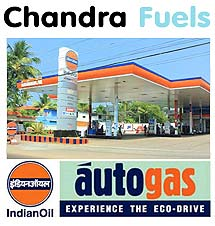 Chandra fuels